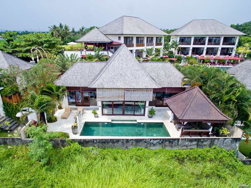 Sahaja2: Deluxe Private Villa With Pool in Boutique Resort, Free Breakfast!, holiday rental in Antap