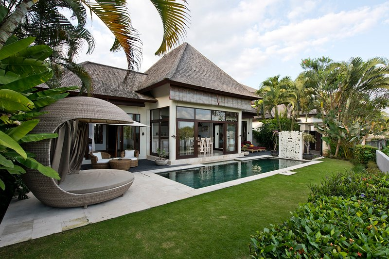Sahaja3: Deluxe Private Villa With Pool in Boutique Resort, Free Breakfast!, holiday rental in Antap