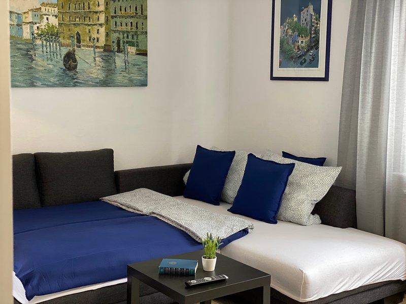 estrella LIVING ROOMS 87, casa vacanza a Dortmund