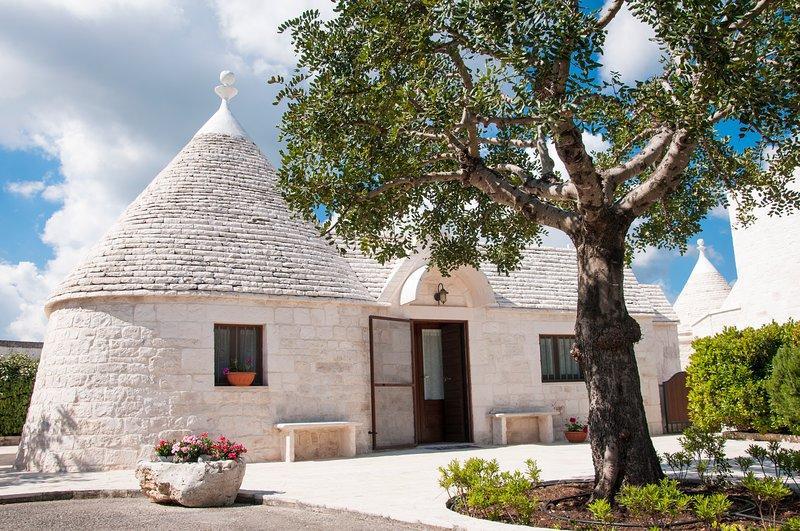 Trulli Loco - la Villa, location de vacances à Locorotondo