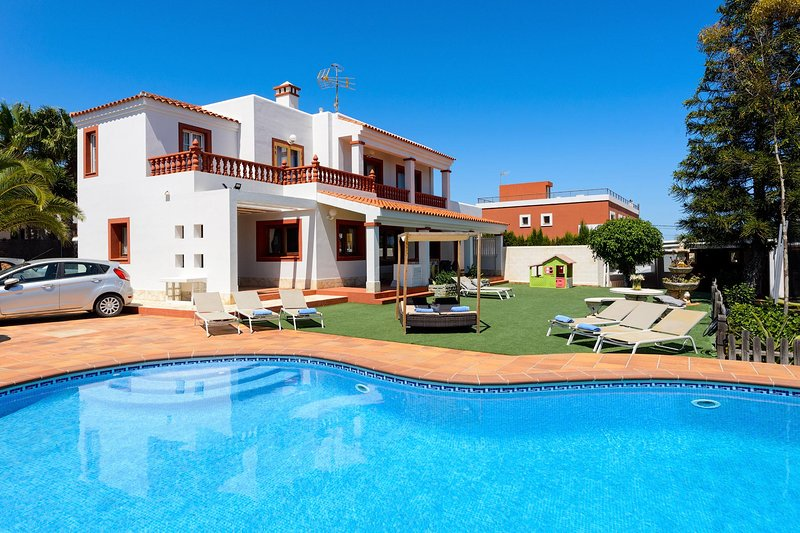 Villa Sa Carroca, vacation rental in Es Canar