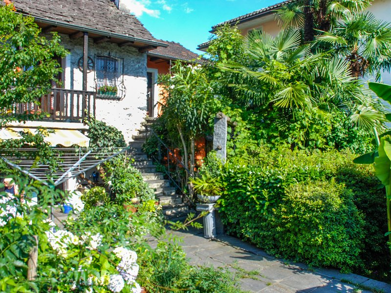La Verzaschina, holiday rental in Cugnasco