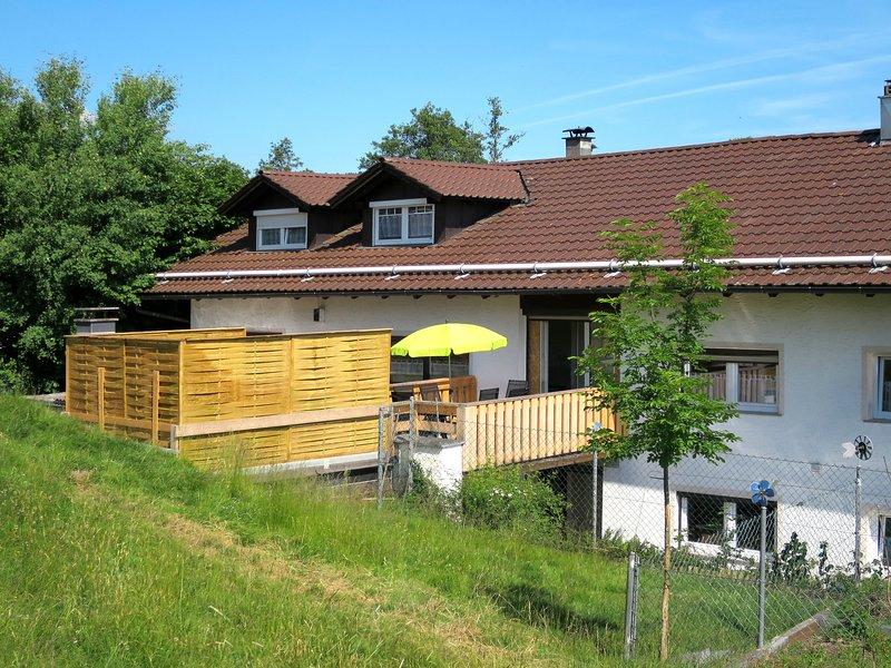Tremmel (PTF201), holiday rental in Teisnach