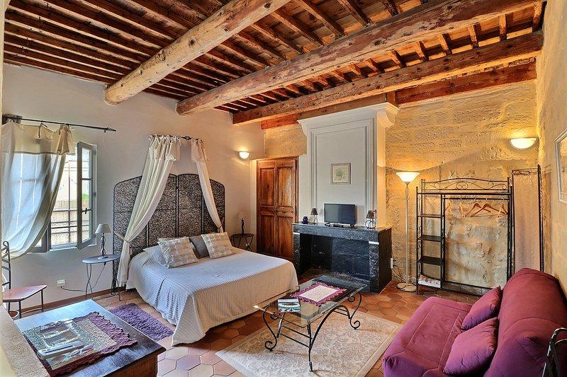 LAVANDE, holiday rental in Serviers-et-Labaume