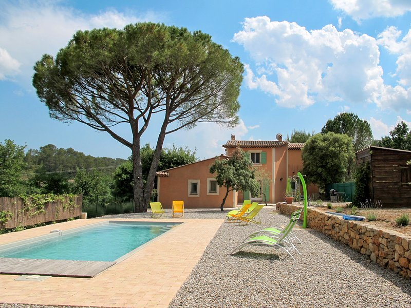 Gombaud (CAE170), holiday rental in Cabasse