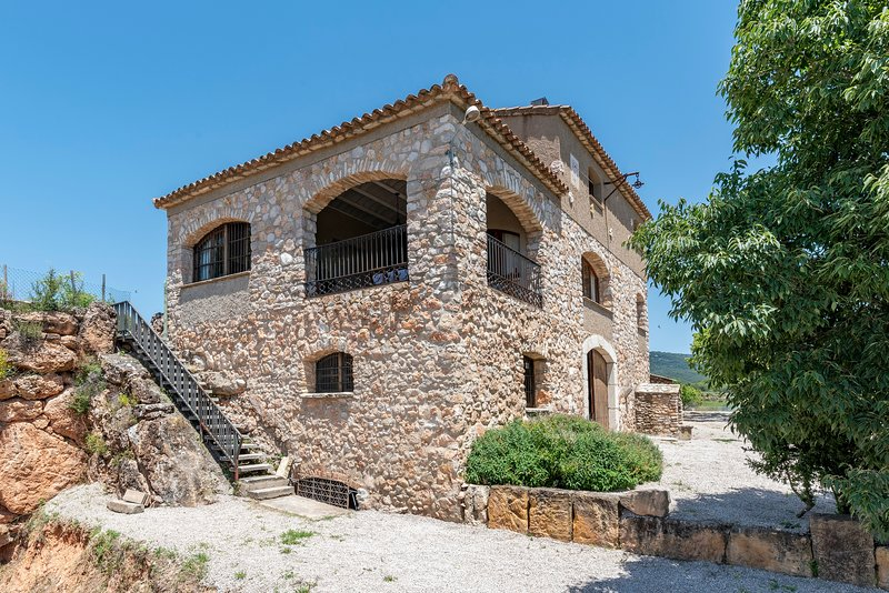 La Masieta Tarragona, holiday rental in Figuerola del Camp