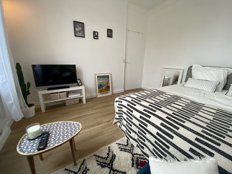 ⭐Cosy Studio Le Pecq ⭐ Proche de Paris / Near Paris, vacation rental in Yvelines