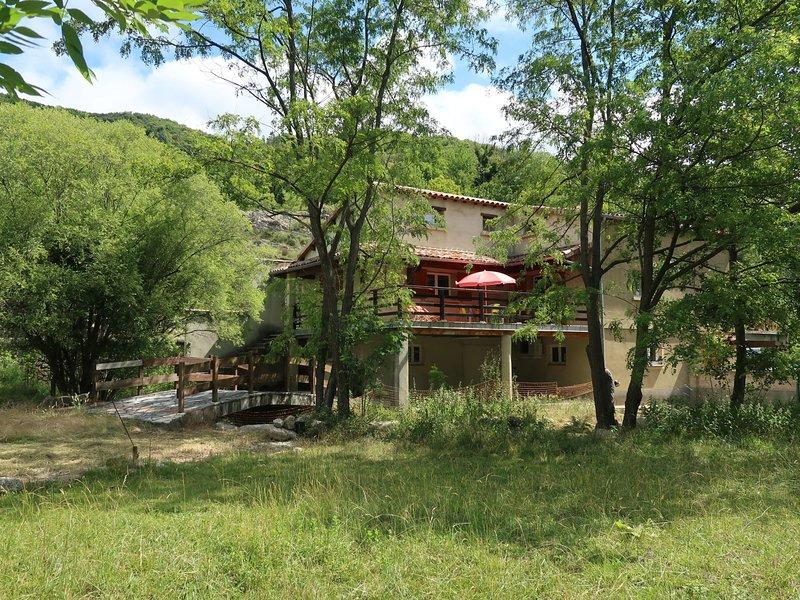 Au petit ruisseau, vacation rental in Rocles