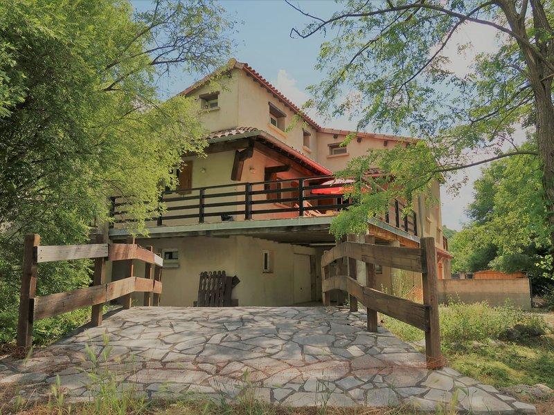 Au petit ruisseau, casa vacanza a Rocles