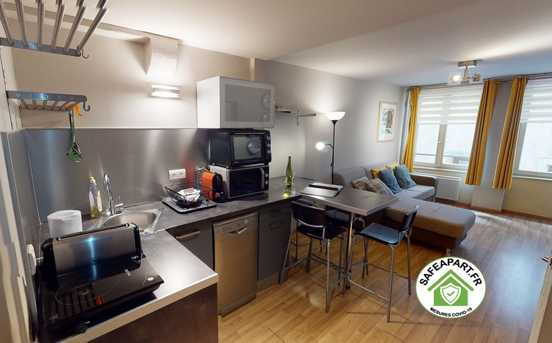 PETIT TONNELET **, vacation rental in Strasbourg