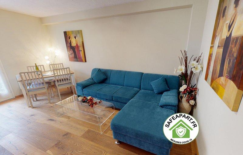 PETITE FRANCE *** + PARKING / appart 2 Chambres +, alquiler vacacional en Estrasburgo