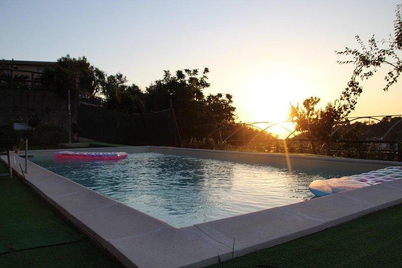 casa vacanza in penisola sorrentina ( IL TIGLIO), vacation rental in Sant'Agata sui Due Golfi