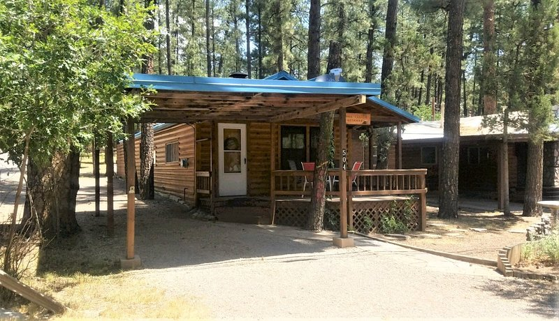 Upper Canyon Retreat - Cozy Cabins Real Estate, LLC., vacation rental in Ruidoso