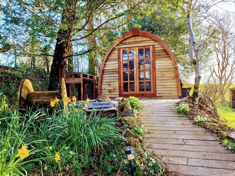 'Redwood' The Relaxing Pod, location de vacances à Saltash