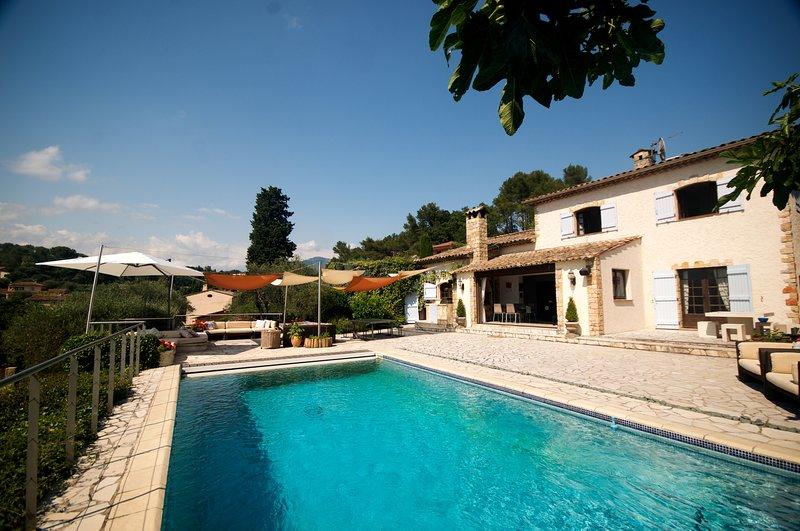 Villa Jalain, holiday rental in Opio