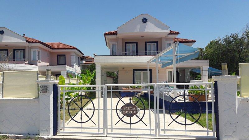 Villa Rota 2, holiday rental in Koycegiz