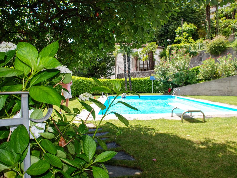 Il Parco, holiday rental in Comano