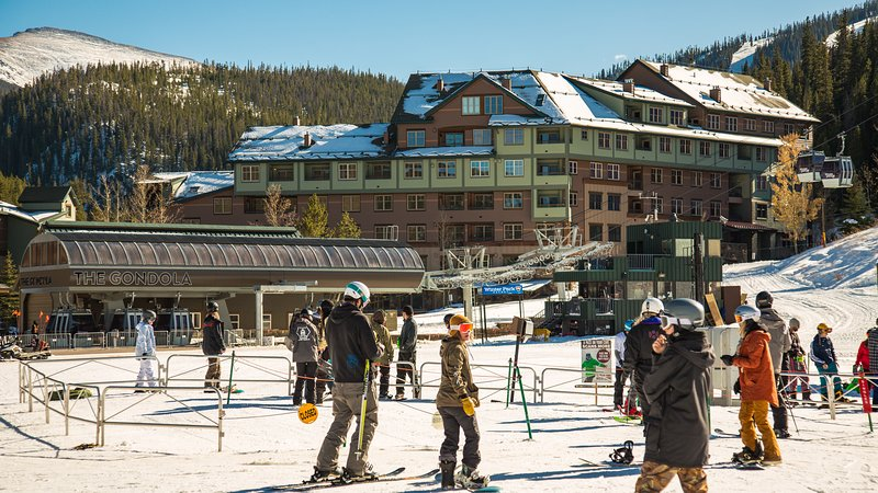 Ski in and Out at Zephyr Mountain Lodge