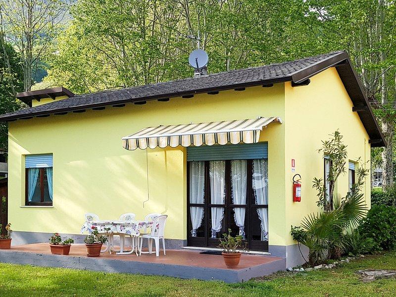 La Torre - Limone (SRC116), holiday rental in Sorico