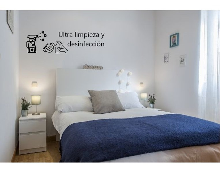 Apartamento Ifema, holiday rental in Cobena