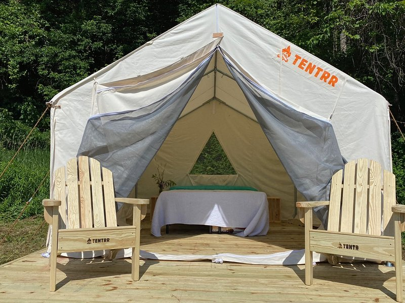Tentrr Signature Site - Fenimore Slope, holiday rental in Schuyler Lake