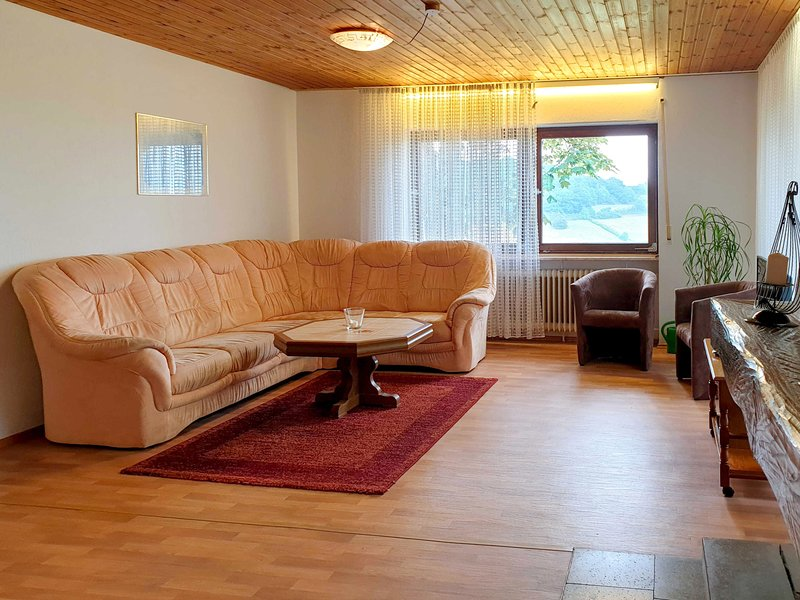Eifelnatur (Haus 1), holiday rental in Udler