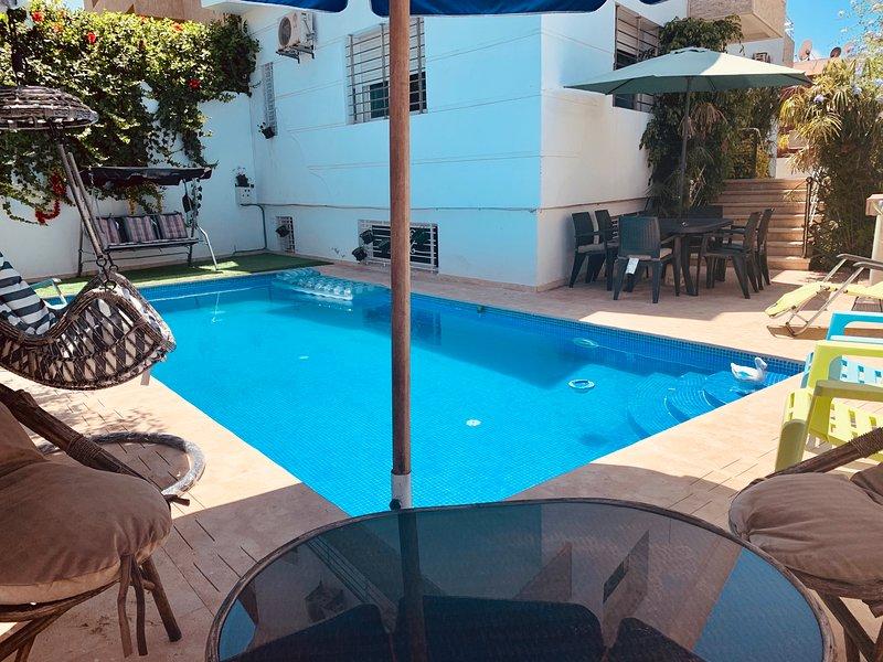 Au Cœur Des Plages De Rabat, alquiler de vacaciones en Región de Rabat-Salé-Zemur-Zaer