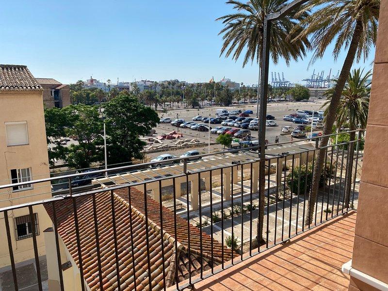 Valencia, close to the beach. Cabañal VT-38166-V, holiday rental in Valencia