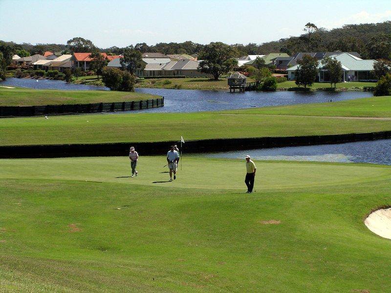 Horizons Golf Club, Villa 126, vacation rental in Port Stephens