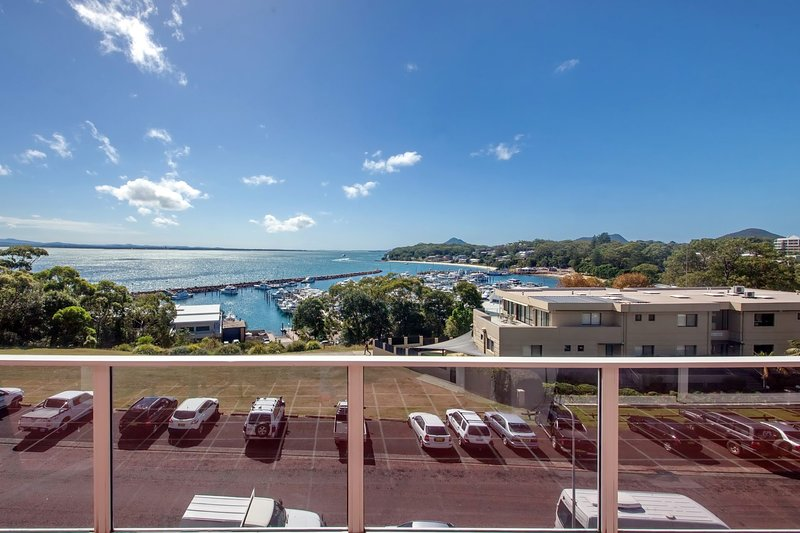 The Anchorage, Unit 12/9 Laman Street, holiday rental in Nelson Bay