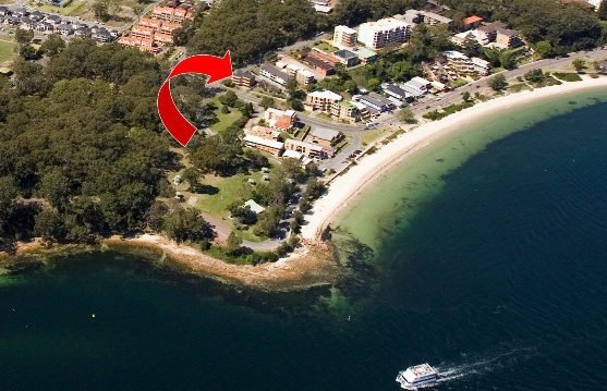 Edgewater, Unit 3/145 Shoal Bay Road, holiday rental in Nelson Bay