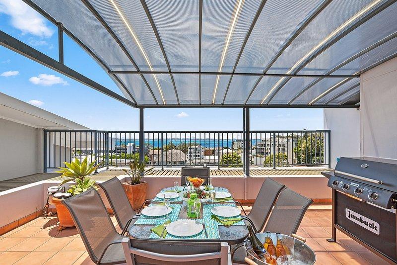 Yacaaba Terrace, 9/3 Yacaaba Street, holiday rental in Nelson Bay