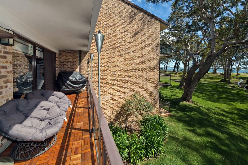 Bay Parklands, Unit 27/2 Gowrie Avenue, holiday rental in Nelson Bay