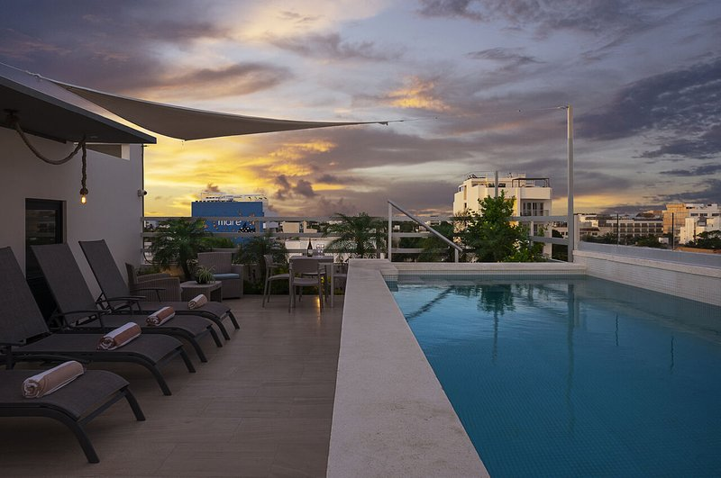 Tropic 203 ➸ Unusual 20Mbps optic fiber apartment Monthly Rates, holiday rental in Solidaridad