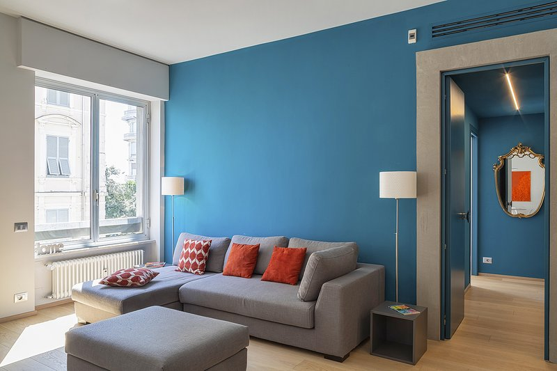 Suite Blu a Genova by Wonderful Italy, holiday rental in Crocefieschi