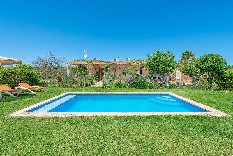 EL REBOSTER (CARBONERAS) - Villa for 4 people in Maria de la Salut, holiday rental in Maria de la Salut