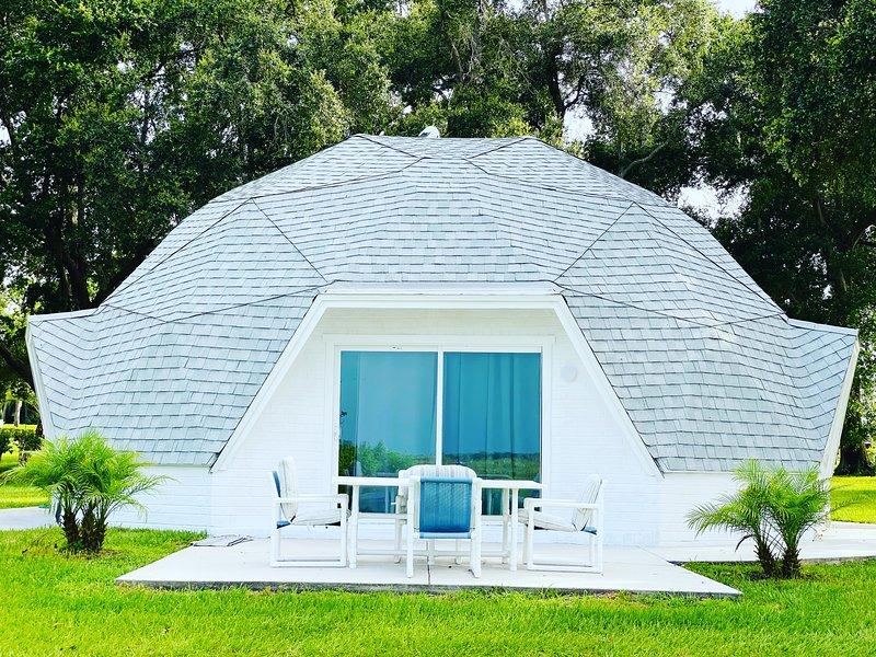 STUDIO 02 - Lake Sumner, vacation rental in Groveland