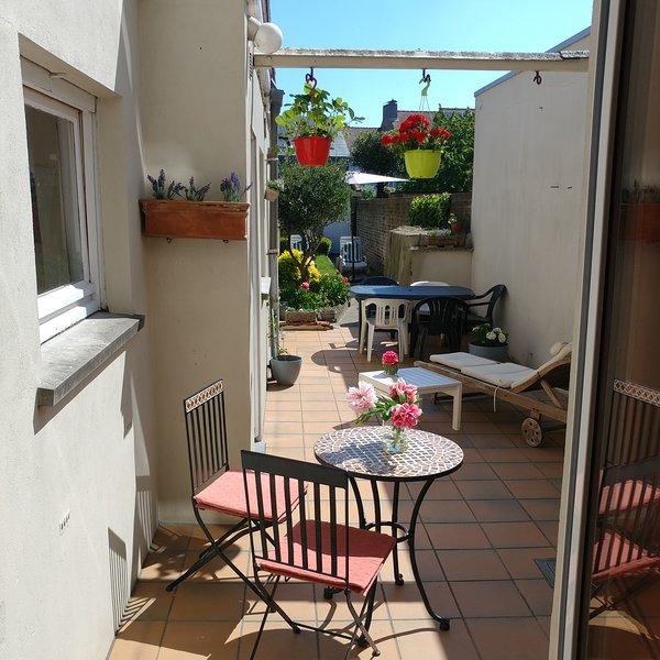 Maison 5 Chambres, location de vacances à Zeebrugge