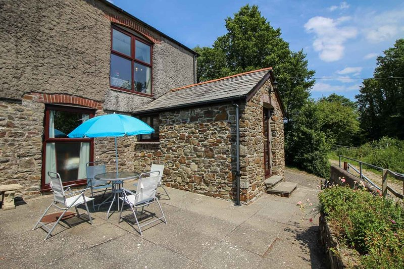 Barn Cottage at Forda Farm, vacation rental in Morwenstow