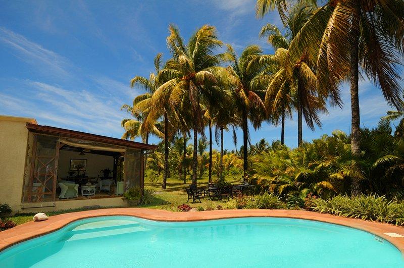 Villa Chez Zaza, holiday rental in Bel Ombre