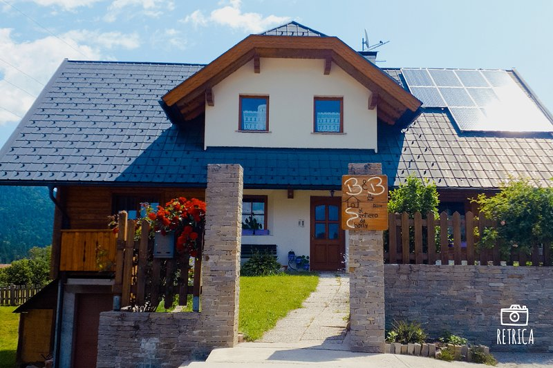 Bed & Breakfast Al Sentiero di Charly, holiday rental in Tarvisio