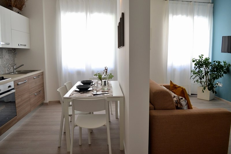 Blue Nest Apartment - Torbole Lake Garda, vacation rental in Brentonico