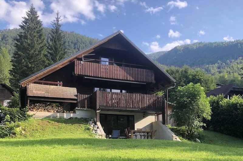 Villa Frida, holiday rental in Bohinjsko Jezero