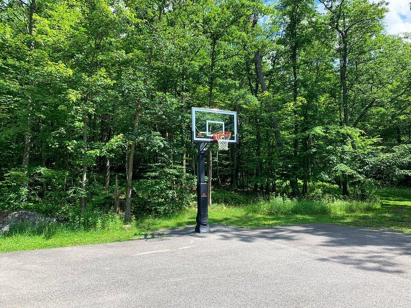Community Basketball Court