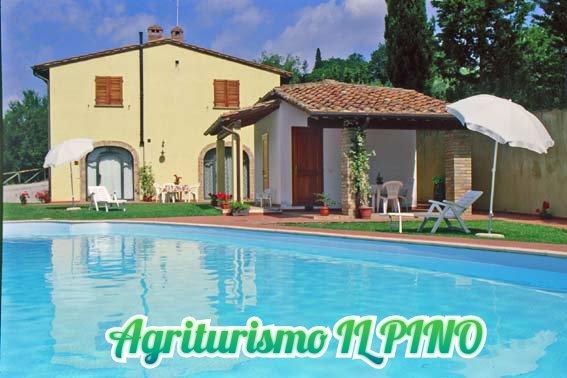 AGRITURISMO IL PINO -  'QUERCE' APPARTAMENTO PER 5 PERSONE, holiday rental in Gambassi Terme