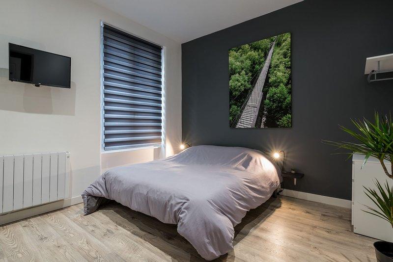 APPART DE LA GARE 'ZEN', holiday rental in Bron
