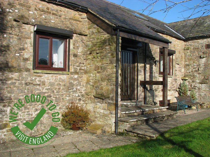 'The Garden Cottage' at Scalebeck, vacation rental in Appleby-in-Westmorland