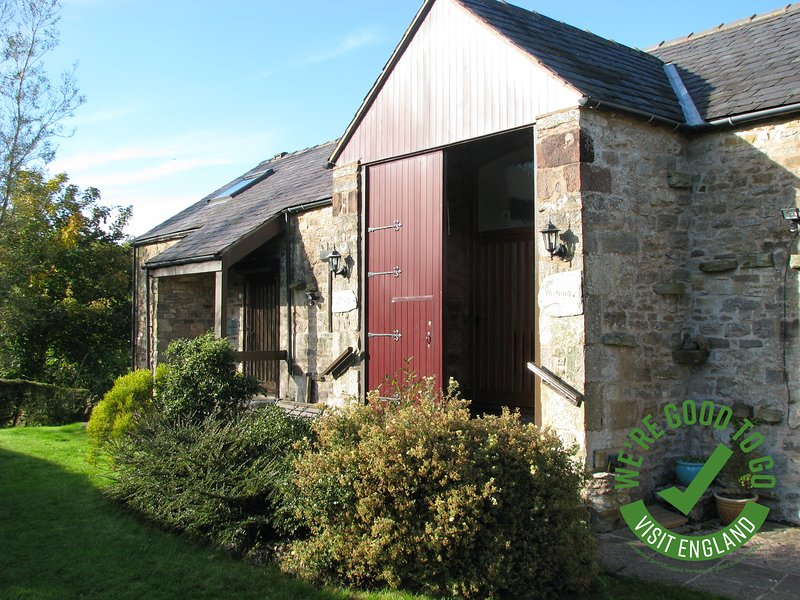 'The Meadow Cottage' at Scalebeck, vacation rental in Appleby-in-Westmorland
