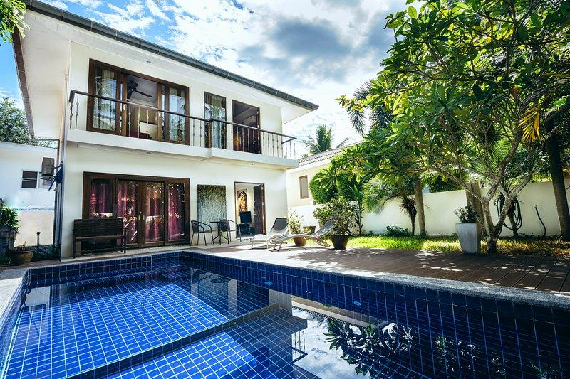 Villa Whitney, holiday rental in Lamai Beach