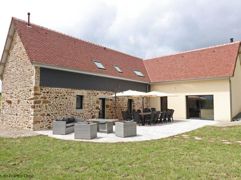 La Coulombrière, vacation rental in Saint-Aignan-de-Couptrain